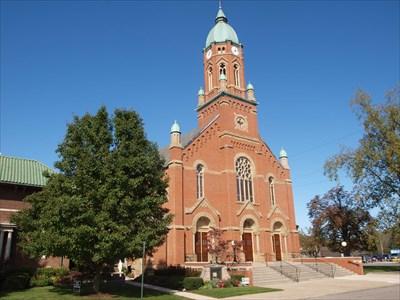 Catholic church defiance ohio