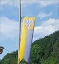 Image for Municipal Flag - Waldenburg, BL, Switzerland