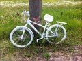 Image for Victoria St. Ghost bike, Whitby Ontario