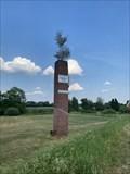 Image for Einsamer Schornstein in Ochsenwerder - Hamburg, Germany