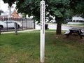 Image for Peace Pole @ Shinn-Curtis Log House - Mt. Holly, NJ