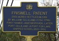 Image for Friswell Patent - Plattsburgh, New York