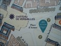 Image for You Are Here - Place d'Armes - Versailles, France
