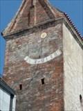 Image for Sundial 'Hexenturm' - Memmingen, Germany, BY