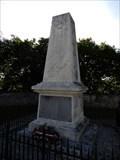 Image for Monument aux Morts - Mosnac, Nouvelle Aquitaine, France
