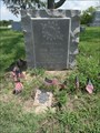 Image for FIRST Burial in Abston Cemetery - Lavon, TX