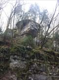 Image for Balanced Rock in Kaltbrunnental - Brislach, BL, Switzerland
