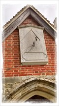Image for Sundial - St Nicholas Church, Charlwood, Surrey.