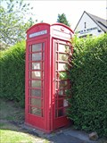 Image for Red Phone Box, Barnburgh, Doncaster, UK