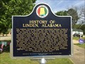Image for History of Linden - Linden, AL