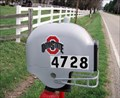 Image for OSU Footbal Helmet  -  Chillicothe, OH