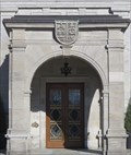 Image for Queen's Entrance - Rideau Hall - Ottawa, Ontario