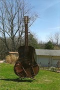Image for Huge Guitar - Augusta, MO
