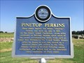 Image for Pinetop Perkins - Mississippi Blues Trail - Belzoni, MS