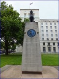 Image for Chindit Special Forces - Victoria Embankment Gardens, London, UK