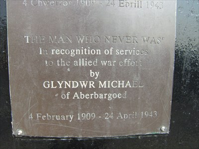 The Man Who Never Was - Aberbargoed