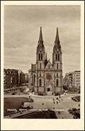 Image for Kostel sv. Ludmily (1931)- Vinohrady, Praha, Czech republic