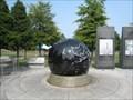 Image for WWII Memorial Kugel Ball - Nashville, TN
