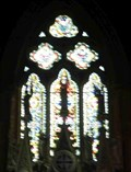 Image for East window, St Philip & St James, Hallow, Worcestershire, England