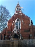 Image for Church Blaze - St Michael's, Upper Orwell St - Ipswich, Suffolk