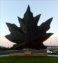 Image for Copper Maple Leaf - St. Quentin, NB