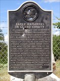Image for Early Explorers in Llano County
