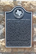 Image for Fort Griffin Lodge Hall