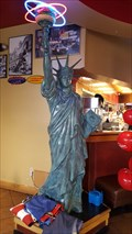 Image for Red Robin Statue of Liberty - Bend, OR