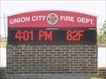 Image for Union City Fire Dept. Time/Temp - Union City, OK