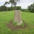 Image for O.S. Triangulation Pillar - Tay Mount, Fife.