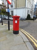 Image for Victorian Post Box - Phillimore Gardens, London, UK