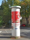 Image for Concrete Column - Rüngsdorfer Strasse (Near Church) - Bonn - Germany, NRW