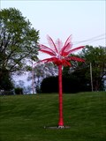 Image for Woodstock IL RED Electric Palm Tree