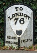 Image for Milestone - A15, Norman Cross, Cambridgeshire, UK.