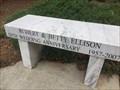 Image for Robert & Betty Ellison Bench - Kennesaw, GA