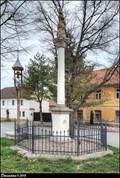 Image for Marian Column / Mariánský sloup - Sazená (Central Bohemia)