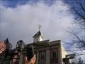 Image for Oneonta City Clock,   Oneonta, NY