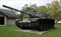 Image for 105mm Tank at American Legion Hall, Whitewater, WI