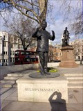 Image for Nelson Mandela - Parliament Square, London, UK