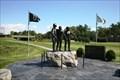 Image for Vietnam War Memorial, Cole Land Transportation Museum, Bangor, ME, USA