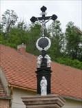 Image for Christian Cross - Dolní Kounice, Czech Republic