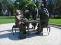 Image for Nellie McClung and the Famous Five - Winnipeg, Manitoba, Canada