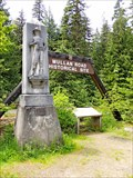Image for John Mullan Statue - Fourth of July Pass, ID