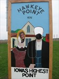 Image for Hawkeye Point Gothic– rural Sibley, IA