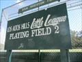 Image for Purissima Park Baseball Fields - Los Altos Hills, CA