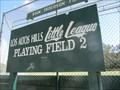 Image for Purissima Park Baseball Fields - Los Altos Hills, CA