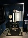 Image for Atomic Clock Model, Sternberk, Czech Republic
