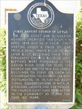 Image for First Baptist Church of Lytle