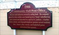 Image for Port Gamble Community Hall/Post Office Historical Marker - Port Gamble, WA