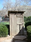 Image for Outhouse in Heritage Park - Hurricane, Utah USA